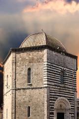 San Giovanni Baptistery, Volterra