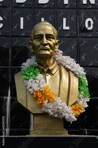 Monument of Girish Chandra Bose in Kolkata