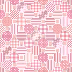 ピンク 水玉背景 スプリングセール