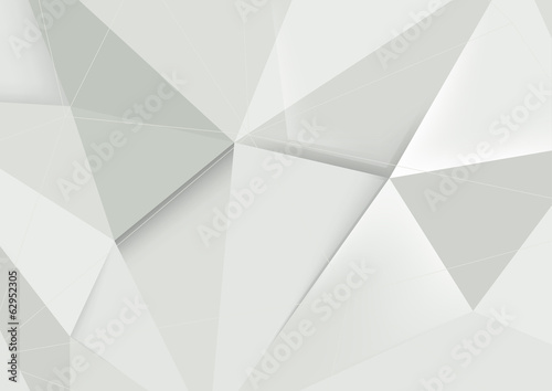 Abstract crystal modern background