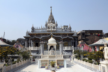 Jain Temple, Kolkata, West Bengal, India