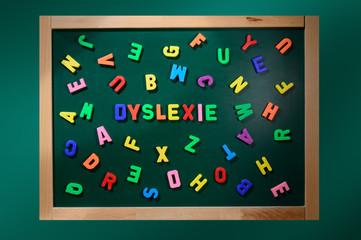 Dyslexie, q.