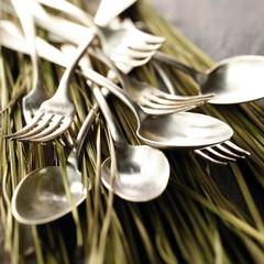 cuillères & fourchettes