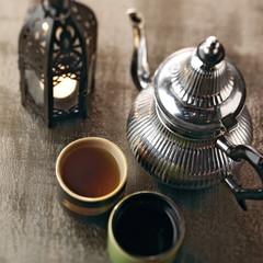 service à thé oriental