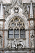 Basilica on St. Mark's square in Venice