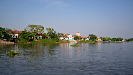 Mompox from the River