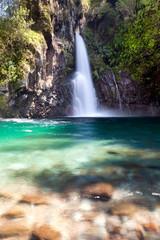 Cascade du Trou Noir - ile de la Réunion