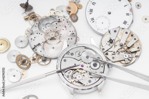 Repair of watches - 62963112