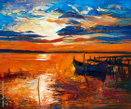Boat © Boyan Dimitrov
