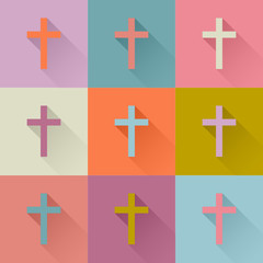 Crosses Retro