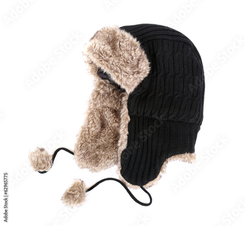 Stylish winter cap