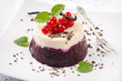 red currant pudding
