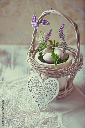 Old fashioned Easter Decoration