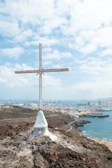 Cross with Las Palmas (1)