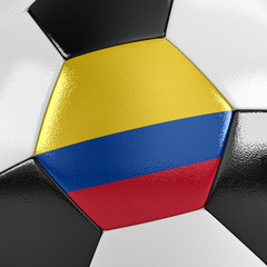 Colombia Soccer Ball