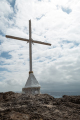 Cross with Stormy Skies (2)