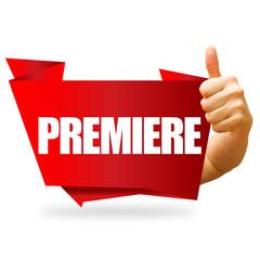 Premiere! Button, Icon