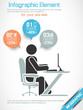 INFOGRAPHIC OFFICE MAN BUSINESS 2