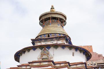 Jokhang, Songtsen Gampo