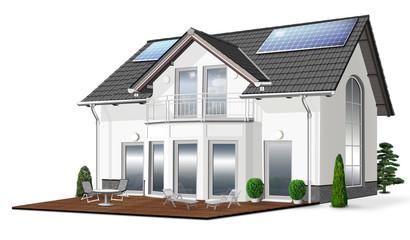 Eigenheim, Energiesparhaus