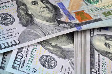 New dollar banknotes