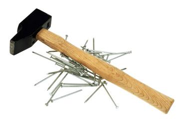 Le marteau et les clous