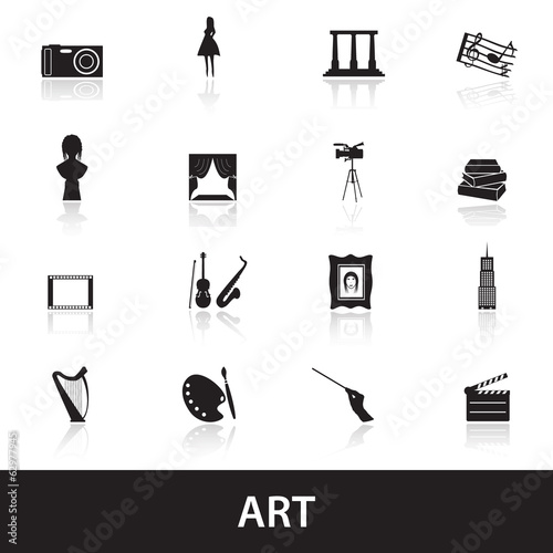 art icons eps10