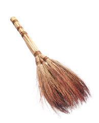 Brooms for home. isolation