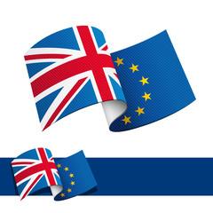 Flag UK Europe