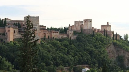 Granada - Alhambra - Vistas 03