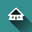 House design vector background