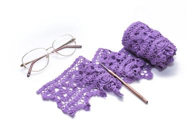 crochet cotton lace