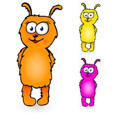 Cartoon personage