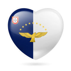 Heart icon of Azores