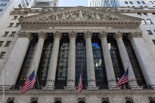 New York Stock Exchange Building, Manhattan