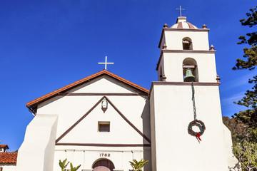 Mission San Buenaventura Ventura California