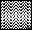 Retro seamless geometric pattern