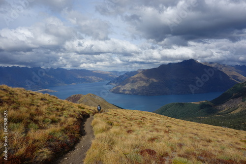 Down to Wakatipu