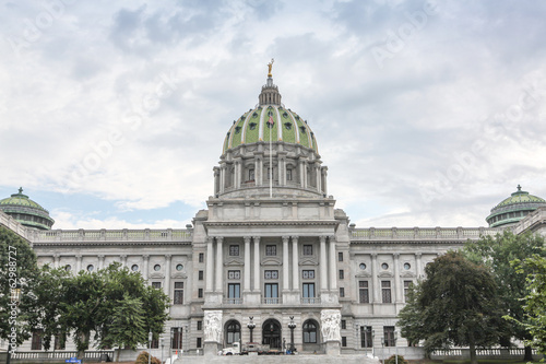 Pennsylvania State House & Capitol Building, Harrisburg