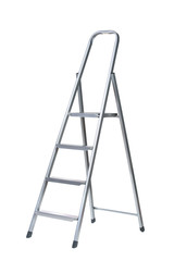 New Metallic Step Ladder