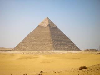 pyramide majestueuse