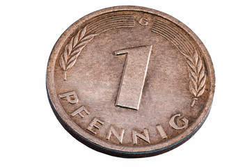 german pfennig