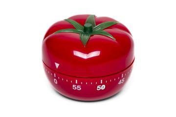 tomato kitchen clock timer