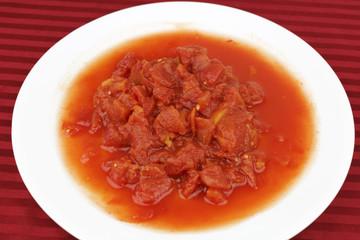 Peeled and Chopped Tomatoes