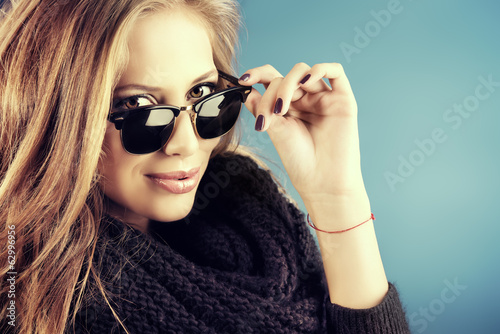 canvas print picture racy look