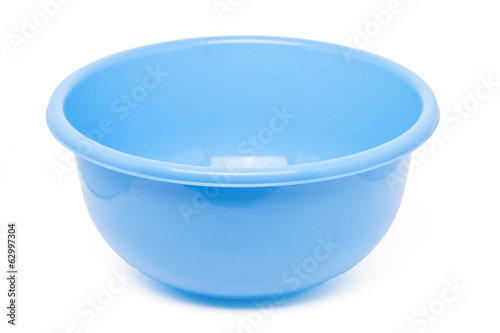 kitchen blue plastic container
