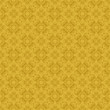 Yellow Colors Asian Damask Pattern. Korean traditional Pattern D