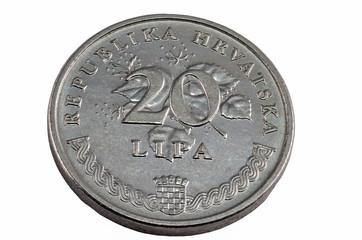 twenty lipa croatia