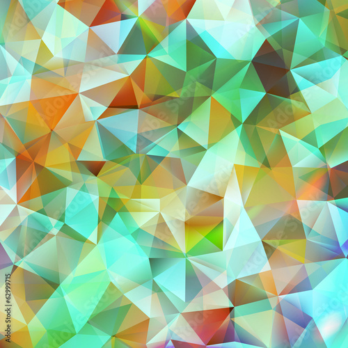 Fototapeta Abstract green and pink. EPS 10