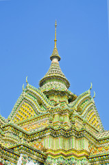 Old Stupa in Wat Pho